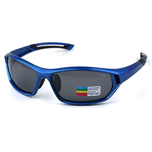 Polarizado Sports Sonnenbrilel para Mujeres Y Hombres, Gafas Deportivas Gafas De Protección UV Gafas De Sol Al Aire Libre para Esquís, Béisbol, Golf, Ciclismo, Pesca, Corriendo (Color : A)