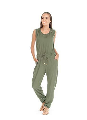 Ragwear Jumpsuit dames NOVEEL1911-75006 donkerblauw navy 2028