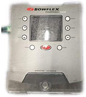 Bowflex Display Console Overlay Membrane Only Works tc5300 Treadclimber