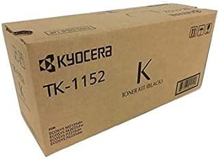 Kyocera 1T02RV0US0 Model TK-1152 Black Toner Kit for Ecosys P2235dw/M2635dw; Genuine Kyocera; Up to 3000 Pages