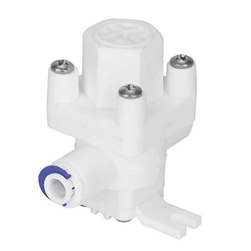 Valvola di riduzione della pressione, 1 4 Quick Fitting Riduttore di pressione della valvola di montaggio per depuratore d acqua ad osmosi inversa, macchina per bevande dirette