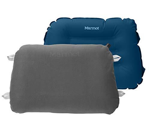 Marmot Aufblasbares Luftkissen, Reisekissen, Leicht Und Kompakt Cumulus Pillow, Vintage Blue, One Size, 38940