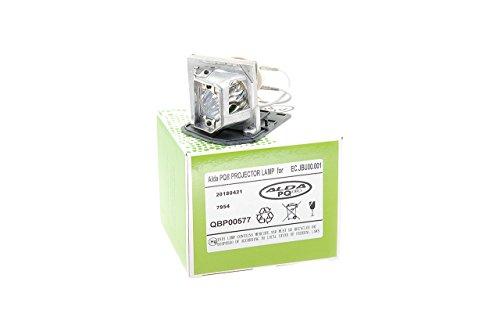 Alda PQ-Premium, Beamerlampe / Ersatzlampe für ACER X110P Projektoren, Lampe mit Gehäuse
