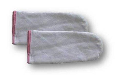 Paraffine microvezel handschoenen 1 paar handwarmer voor paraffine bad in paraffinebak
