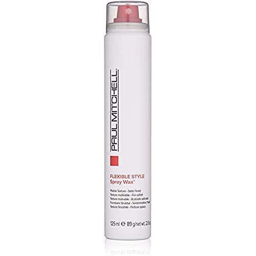 Paul Mitchell Flexible Style Spray Wax, 1er Pack (1 x 125 ml)
