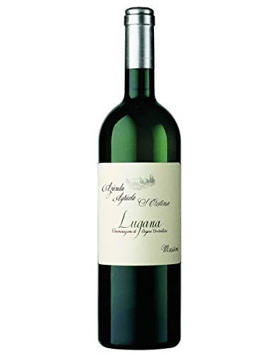 Confezione da 6 Bottiglie Vino Bianco Lugana DOC Massoni S. Cristina ZENATO
