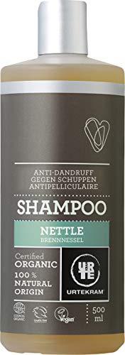 Urtekram Brennessel Shampoo Bio-, Anti-Schuppen, 500ml
