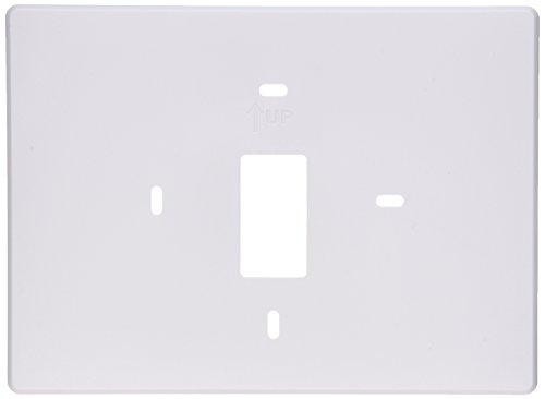 PRO1 IAQ T119 Wall Plate, White