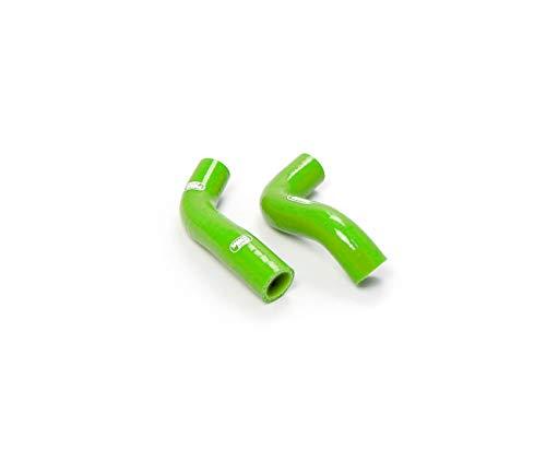 Compatible avec/Remplacement pour ER6 N-06/17-KIT DURITES DE RADIATEUR SAMCO-VERTE-44005603