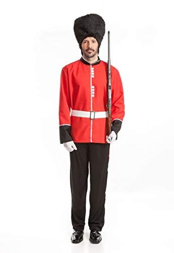 Disfraz de Guardia Inglesa para adulto U