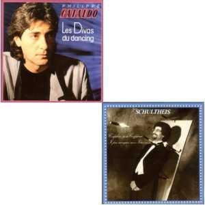 Les divas du dancing - Confidence pour confidence special reissue CARD SLEEVE 6-track - PHILIPPE CATALDO : 1)