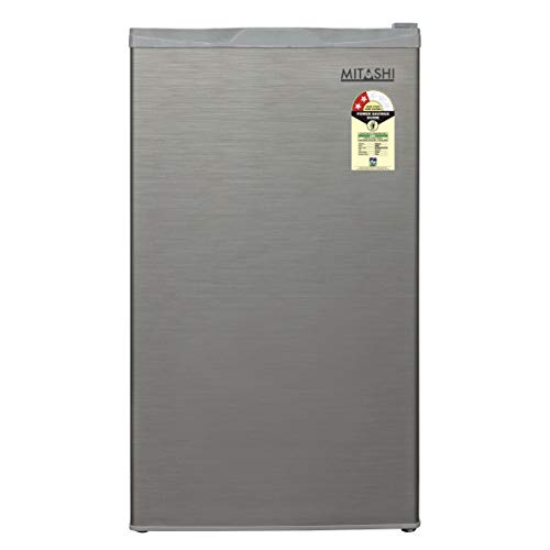 Mitashi 100 L 2 Star Direct-Cool Single-Door Refrigerator (MiRFSDM2S100v120, Silver)