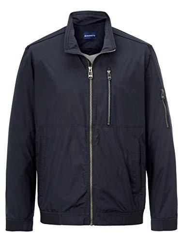 BABISTA Herren Jacke mit Stehkragen in Marineblau Packable - Ultraleicht und mit praktischem Beutel für unterwegs