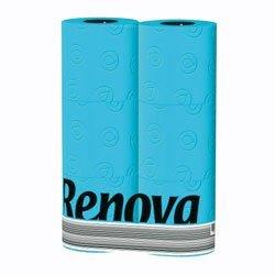 Renova Toilettenpapier Parfümiert (6x Rollen) BLAU by Renova