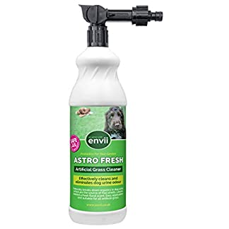 Envii Astro Fresh – Artificial Grass Cleaner for Dogs Urine, Ready To Use and Easy To Apply Spray – Covers 100m2 (1L) 12