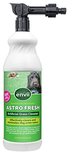 Envii Astro Fresh – Artificial Grass Cleaner for Dogs Urine, Ready To Use and Easy To Apply Spray – Covers 100m2 (1L) 1