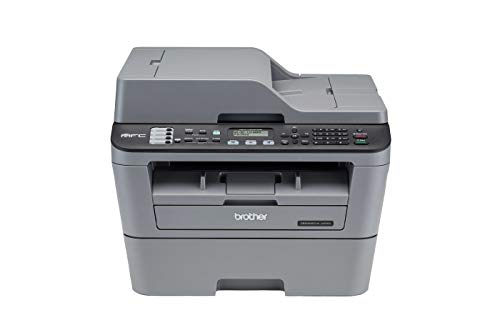 Brother MFC L2701DW Multi-Function Monochrome Laser Printer with Auto Duplex Printing & Wi-Fi