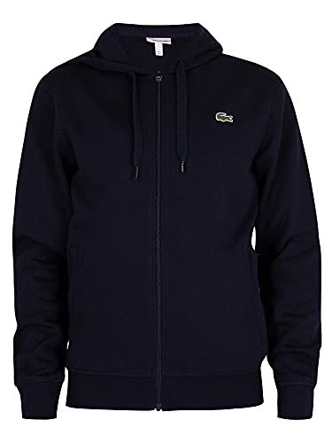 Lacoste Herren SH1551 Sweater, Marine/Marine, XL