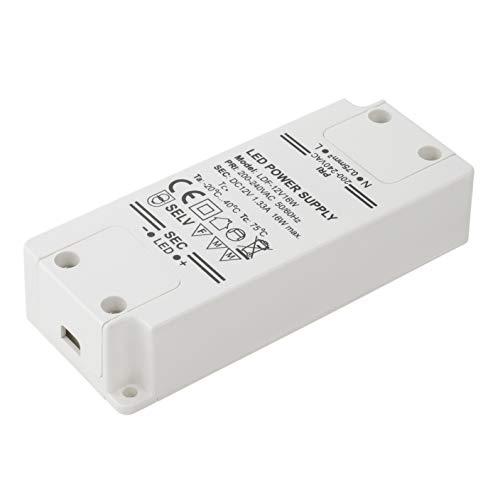 16Watt LED Trafo - Für Einbaustrahler, LED Leuchtmittel 12V DC (Gleichspannung)