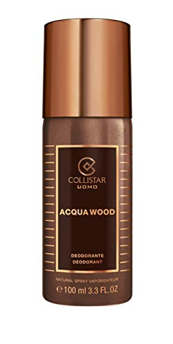 Collistar Uomo Acqua Wood Deodorante - 100 ml.