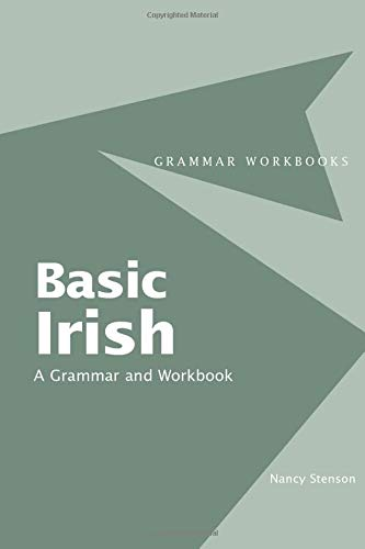 Basic Irish: A Grammar and Workbook (Grammar Workbooks)