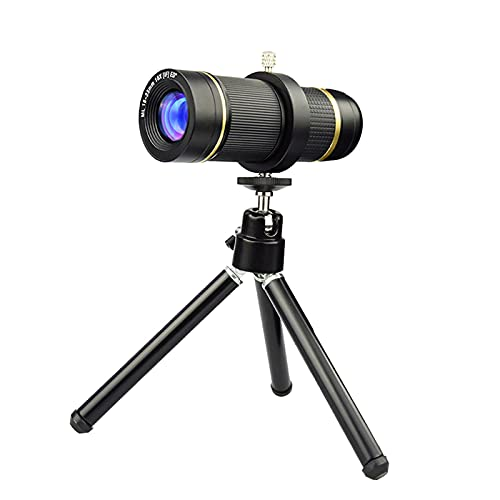 balikha Lente de Telescopio con Universal 18X Lente de Cámara de Teléfono Celular Lente de Teléfono Inteligente HD para Conciertos de Juegos Turismo