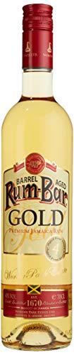 Rum-Bar GOLD 4 Years Old Premium Jamaica (1 x 0.7 l)