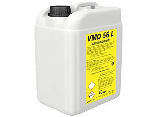 VMD 56L plaatstaal 25 liter professionele reiniger reiniger voor autowassen, vrachtwagenmachines, agrick, plaatwerk vloerbedekking