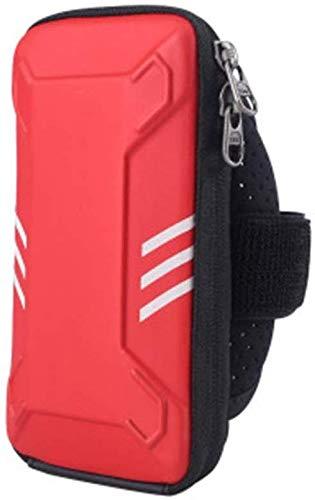 Sywlwxkq Running Phone Arm Bag, Sport Arm Set/Schattig/Rits/Duurzaam/Handig/Duikstof/Ademend/Elastisch/Waterdicht/Zweet/Bestand/Lichtgewicht