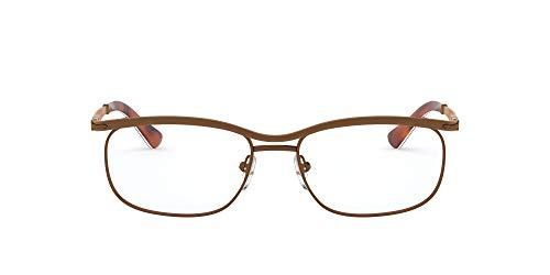 Persol 0PO2464V Monturas de gafas, Brown, 53 Unisex