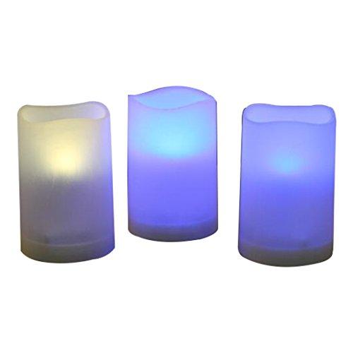Yhui lamptafel afstandsbediening elektrische kleine tafellamp batterij draadloze PIR-bewegingsmelder Retro LED nachtlampje Powered Light voor kamerkaars