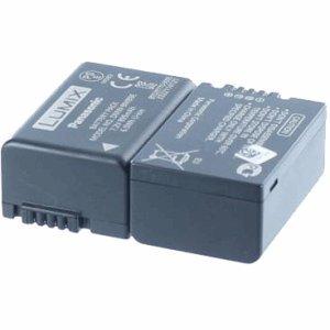 Panasonic Akku Lumix DMC-FZ48 Li-Ion 7,2 Volt 895 mAh