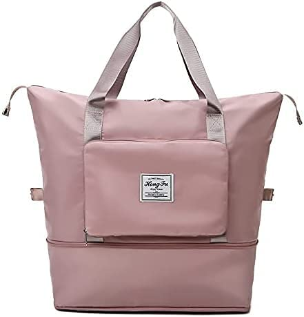 Women's Large Sales for sale Capacity Japan's largest assortment Folding Hand Bag Travel