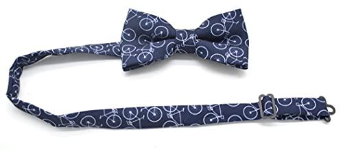 Carahere Men's Bow Ties Handmade Adjustable Pre-Tied Fun Pattern Bow Ties For Men