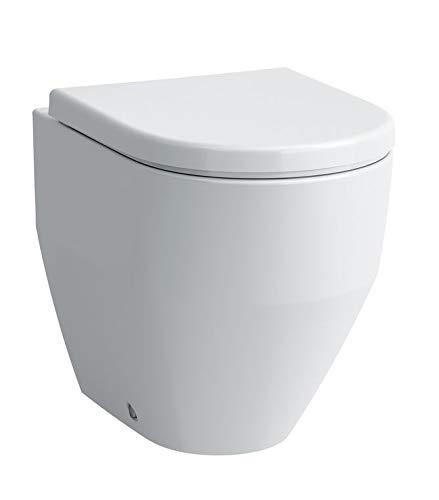 Laufen PRO Stand-Tiefspül-WC, weiß, Farbe: Weiß mit LCC
