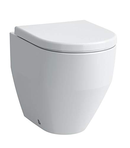 Laufen PRO Stand-Tiefspül-WC, weiß, Farbe: Weiß