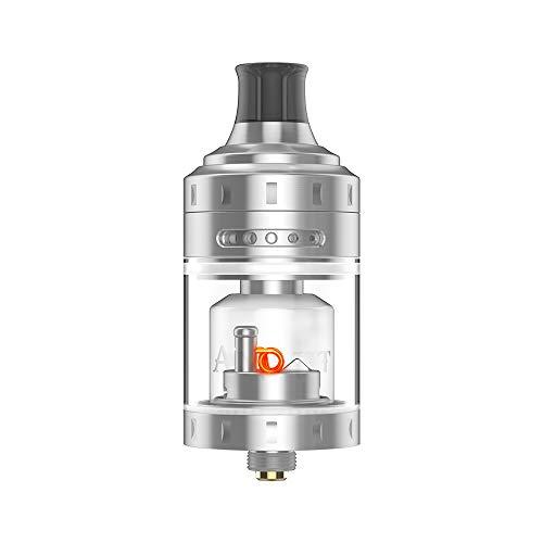 Original Geekvape Ammit MTL RTA Atomizer 4ml E Zigarette Vaporizer Tank-Ohne Nikotin Ohne Tabak (Silver)