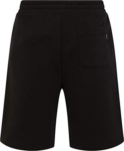 Converse Star Chevron EMB Short Black - Herren-Shorts, schwarz (schwarz) - 3
