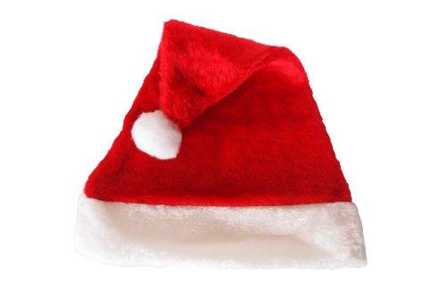Laser Chapeaux chapeau de Père Noël en peluche