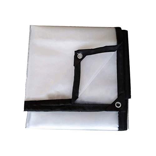 TongN Bâche transparente anti-pluie pour serre Équipement d'extérieur 120 g/m² Taille 3 x 4 m