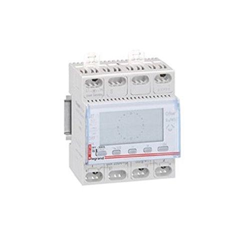 Legrand LEG03734 - ~ Inter digital programable zona de iluminación al aire libre de 2 salidas de 250 V ~