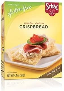 Schar Gluten-Free Crispbread, 10.6 oz [6 Pack]
