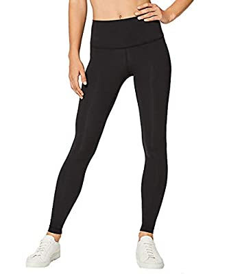 Lululemon Wunder Under Yoga Pants High-Rise 28 (Black, 12)
