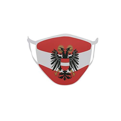 U24 Behelfsmaske Mund-Nasen-Schutz Stoffmaske Maske Österreich alt