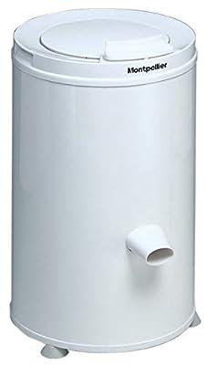 Montpellier MSD2800W   Freestanding 3kg 2800rpm Gravity Spin Dryer – White