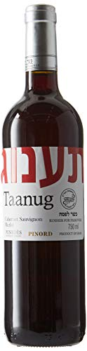 Pinord Taanug Cabernet Sauvignon Vino Tinto Kosher (750 ml)