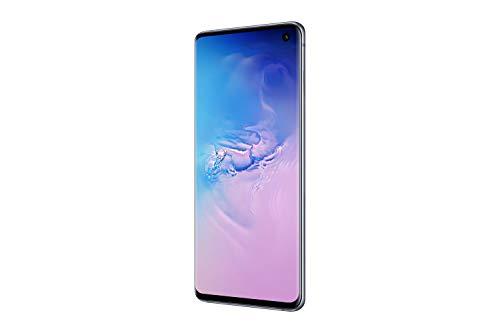 Samsung Galaxy S10 Smartphone (15.5cm (6.1 Zoll) 512 GB interner Speicher, 8 GB RAM, prism Blau) - [Standard] Deutsche Version