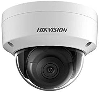 Hikvision (DS-2CD2142FWD-IS Replace Model) DS-2CD2145FWD-IS 2.8mm Lens 4MP IR Fixed Dome Network Camera IP PoE Cmeara Support H.265 4 Behavior Analyses IR 30m IP67 Waterproof Original English Version