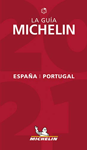 España & Portugal 2021. La Guida Michelin. Ediz. spagnola: The Guide Michelin (Michelin Hotel & Restaurant Guides)