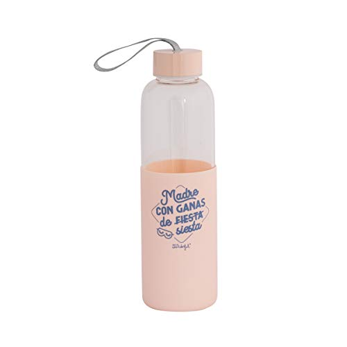 Mr. Wonderful WOA10111ES Botella - Madre con Ganas de Siesta